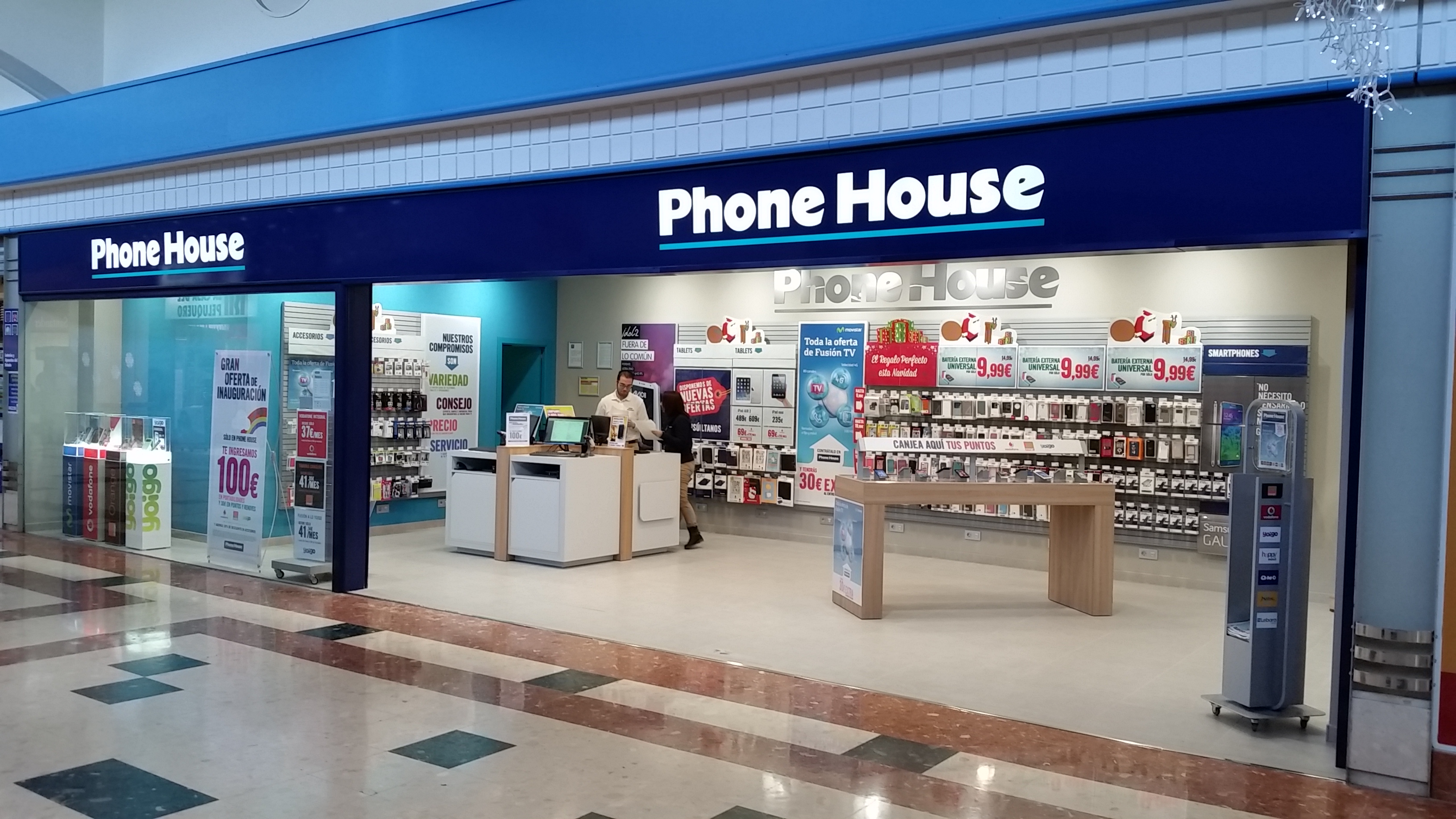 Phone House abre una nueva tienda en Jerez de la Frontera (Cádiz)