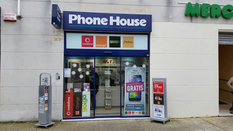 Phone House abre una nueva tienda en Medina Sidonia (Cádiz)