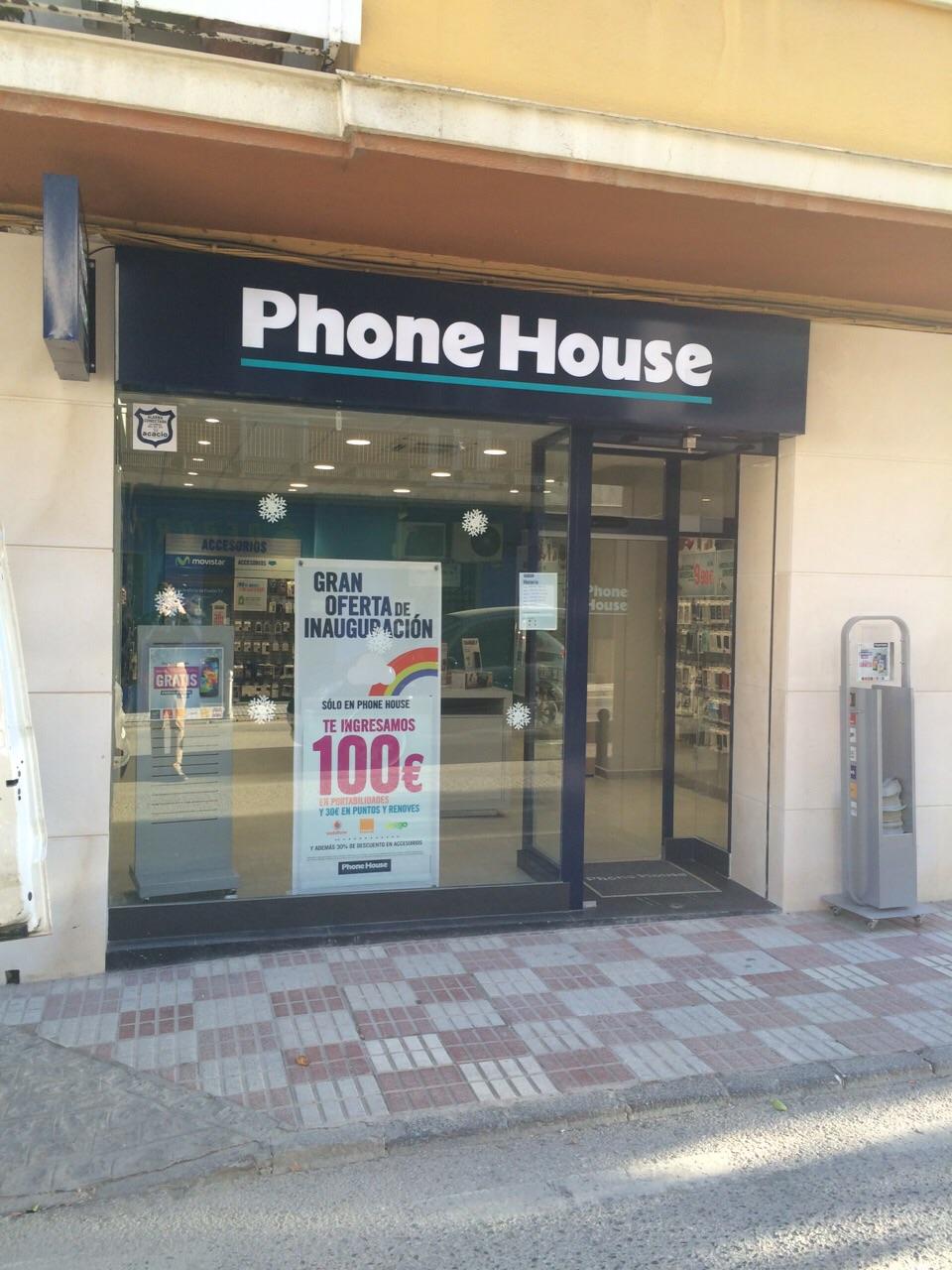Phone House abre una nueva tienda en Torredonjimeno (Jaén)