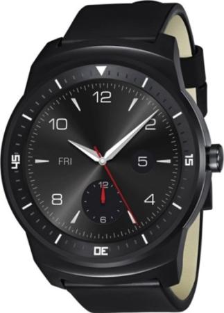 Conoce más sobre el LG G Watch R