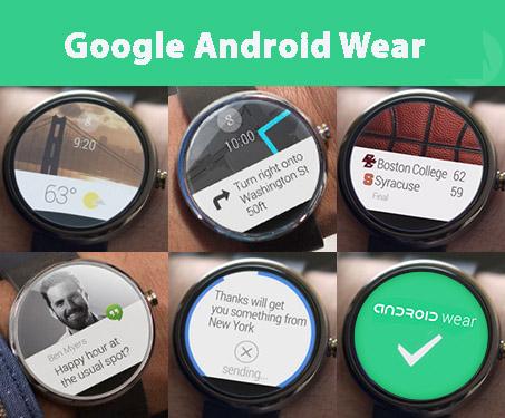Las 10 mejores aplicaciones para Android Wear