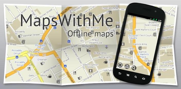 Maps.Me, GPS sin necesidad de conexión