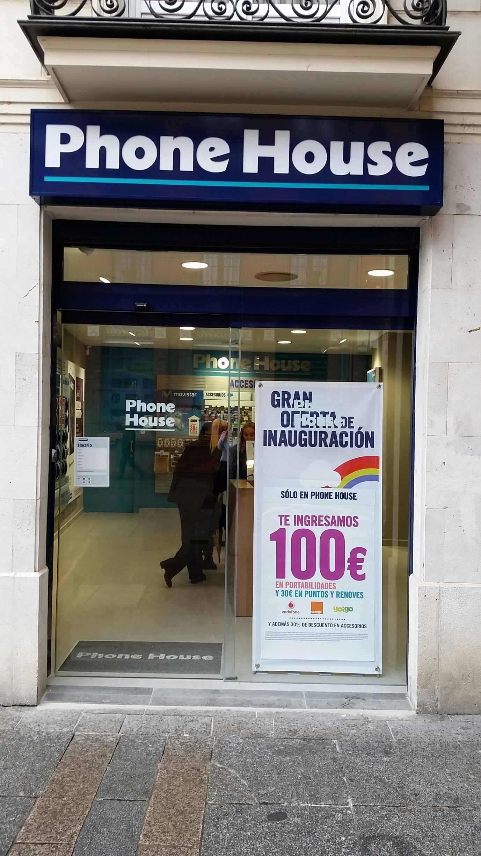 Phone House abre una nueva tienda en Palencia