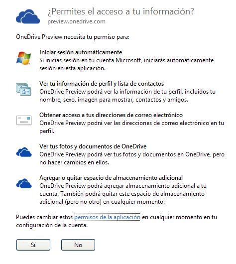 Consigue 100 GB de espacio gratis en la nube con OneDrive