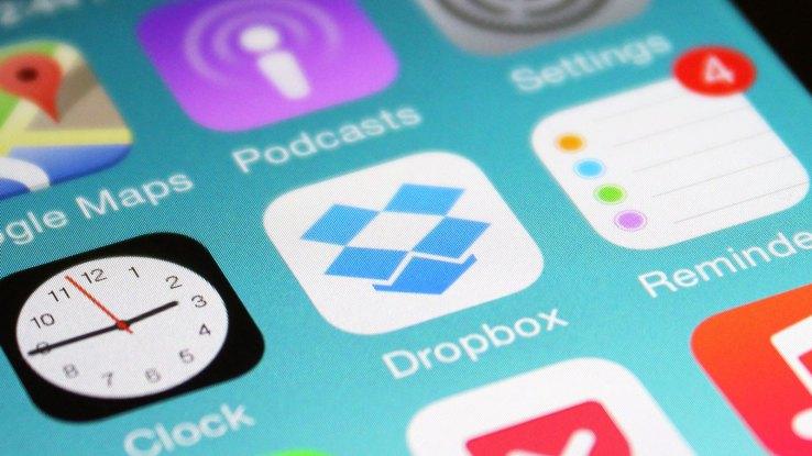 Dropbox se actualiza en iOS y nos deja subir archivos desde otras aplicaciones