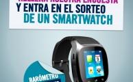 Participa en el Barómetro 2015 de Phone House y entra en el sorteo de un smartwatch