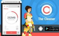 ¿Tu Android va lento? ¿No te queda memoria libre? Llama a 'The Cleaner'
