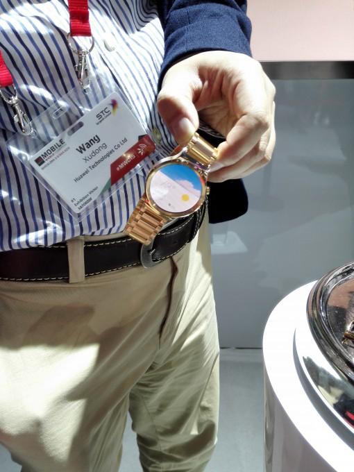Huawei smartwatch 2