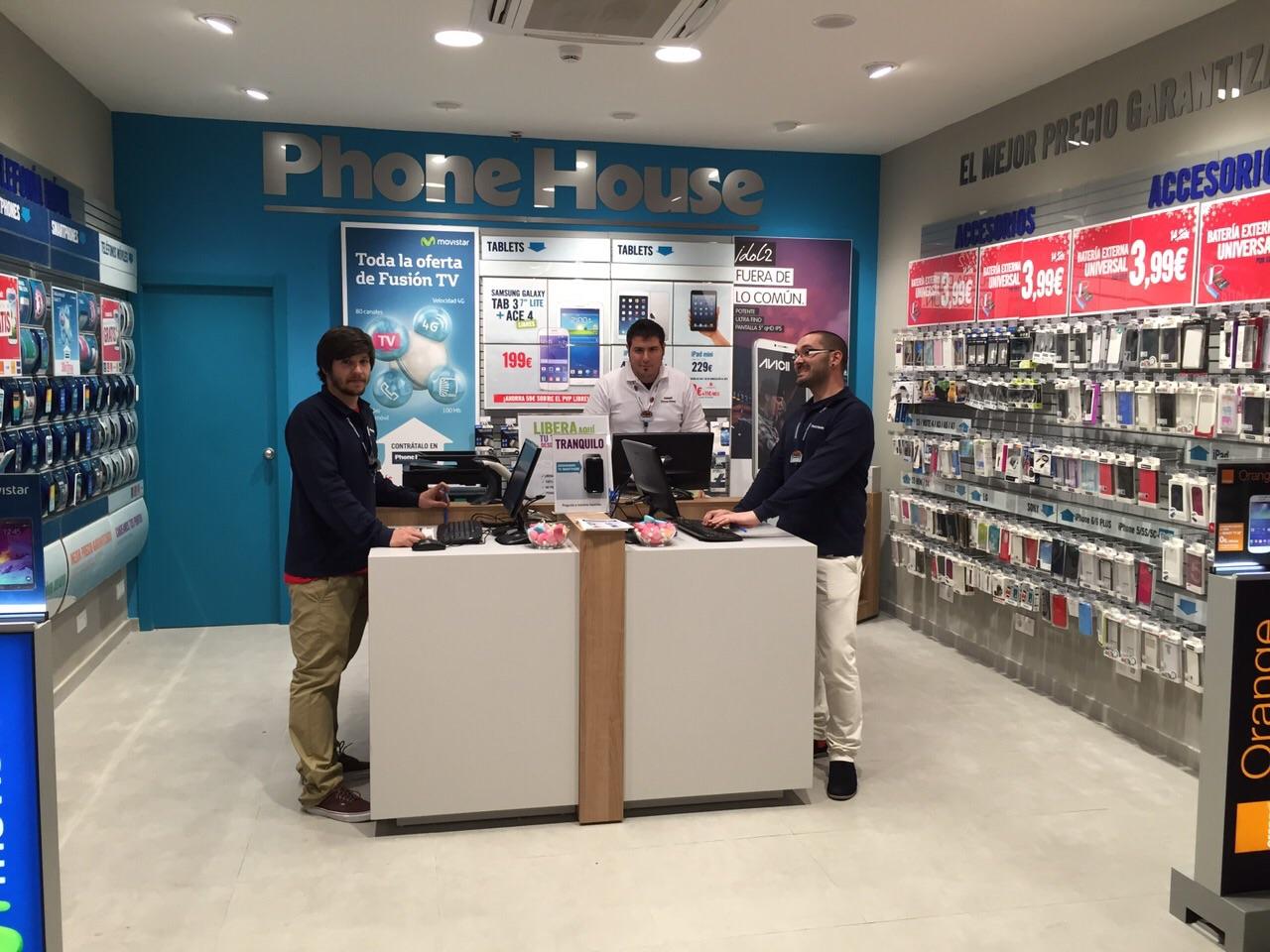 Phone House abre una nueva tienda en Mérida