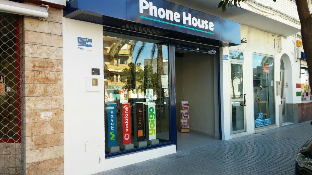 Phone House abre una nueva tienda en La Carlota (Córdoba)
