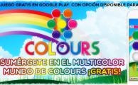 Colours, un juego gallego para poner los reflejos a prueba