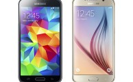 Comparamos Samsung Galaxy S6 VS Samsung Galaxy S5