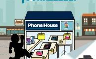 CORRE A ESTAS 3 TIENDAS PHONE HOUSE, ¡REGALAMOS 60 TARJETAS DE MEMORIA!