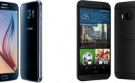 Dos titanes frente a frente: Samsung Galaxy S6 VS HTC ONE M9