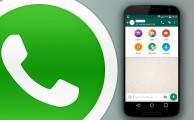Próxima actualización de Whatsapp para Android
