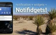 Cómo poner widgets en la pantalla de bloqueo de un smartphone con Android Lollipop (sin ser root)