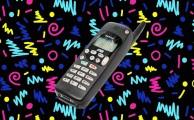 Vivir con un teléfono móvil de los 90 en el año 2015