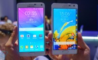 Comparativa: Samsung Galaxy Note Edge VS Galaxy Note 4
