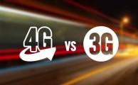 Conexiones 4G y 3G, ¿dónde está la diferencia?