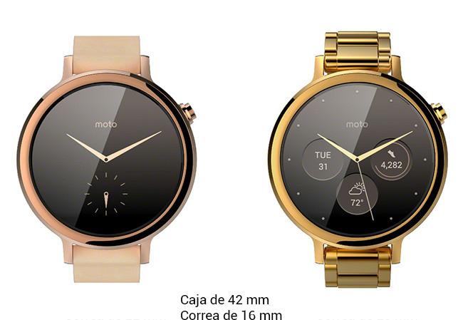Los 4 nuevos smartwatches Android Wear en presentados en ...