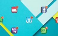 Cómo añadir el globo de notificaciones a los iconos de las apps en Android