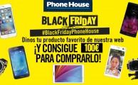 Dinos tu producto favorito de phonehouse.es , ¡y consigue 100€ para comprarlo en #BlackFridayPhoneHouse !!