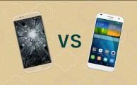 Comparamos el Huawei G7 VS Huawei G8