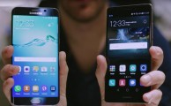 Comparativa: Huawei Mate S VS Samsung Galaxy S6 Edge+