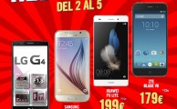 ¡Solo del 2 al 5 de enero! Llegan las rebajas en smartphones, tablets y wearables