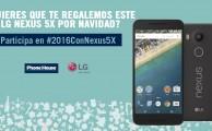 Participa en el sorteo #2016conNexus5X, ¡regalamos este nuevo smartphone de LG!