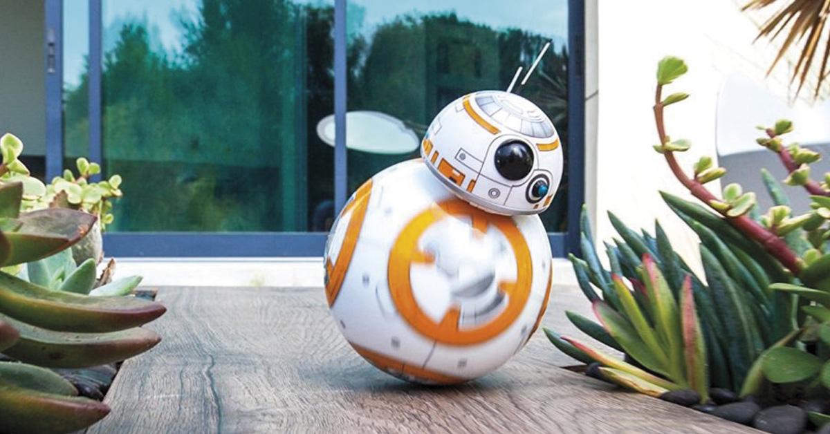 Droide Sphero BB-8_lifestyle - 11