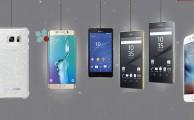 5 smartphones con mucho glamour para regalar esta Navidad