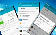 Cómo configurar la optimización de apps en Samsung con la última versión del TouchWiz