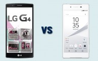 Comparativa: Sony Xperia Z5 vs LG G4