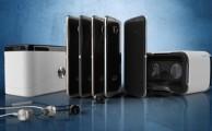 MWC 2016: El nuevo Alcatel Idol 4s y su caja de realidad virtual