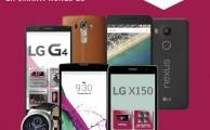 ¡Solo hasta el 29 de febrero! Descuentos especiales en smartphones y wearables LG