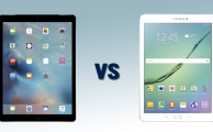 Comparamos el iPad Pro VS Galaxy Tab S2
