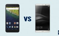 Comparativa Nexus 6P vs Huawei Mate 8