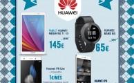 ¡Dime cómo es tu padre y te diré qué Huawei regalarle!