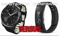 Diferencias y similitudes entre relojes y pulseras inteligentes