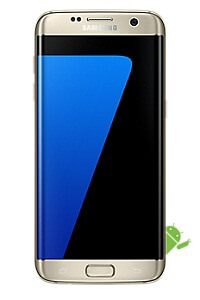 Samsung Galaxy S7 edge product shot