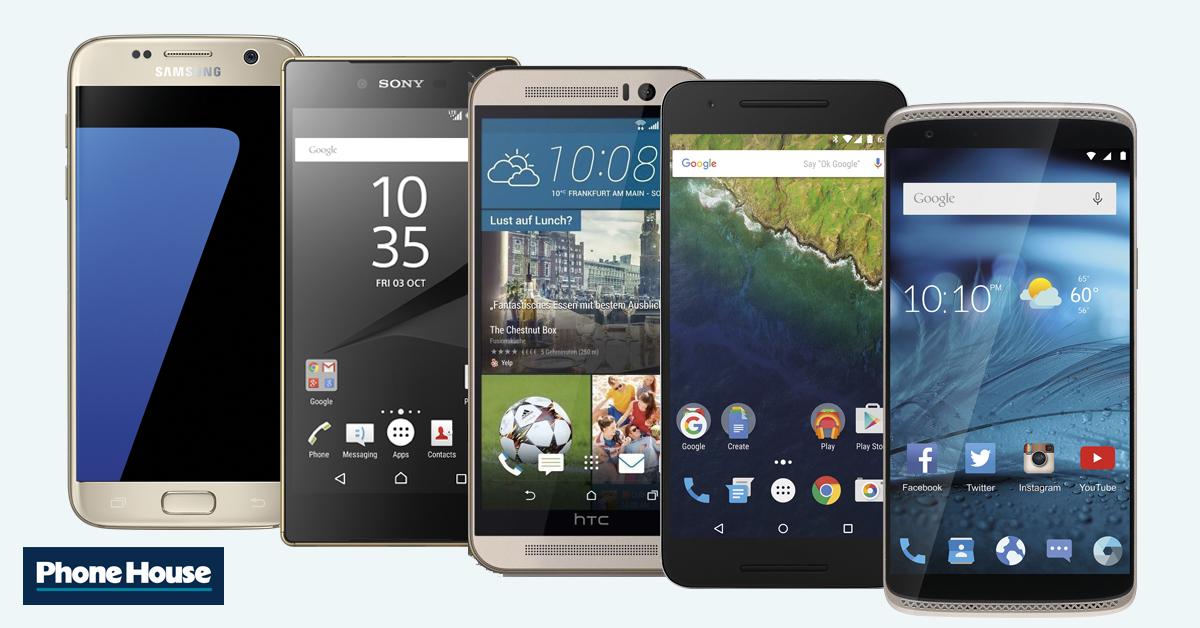 Los 5 Mejores Smartphones De 8 N Cleos Blog Oficial