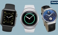 Comparativa: Apple Watch VS Samsung Gear S2 VS Huawei Watch