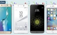 Los 4 mejores smartphones para escuchar música