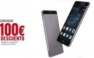 Llévate el nuevo Huawei P9 y consigue 100€ de descuento al entregar tu antiguo móvil