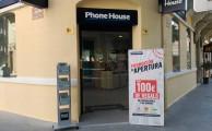 Alicante es, una vez más, la región elegida por Phone House para ampliar su red de tiendas