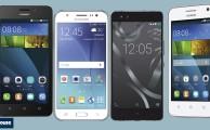 4 Smartphones que puedes llevarte gratis este mes al cambiarte de operador