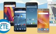 Celebramos la Semana ZTE con descuentos hasta 100 euros en smartphones
