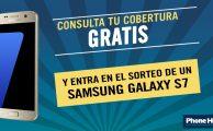 ¡Comprueba tu cobertura de ADSL o Fibra en Phone House y entra en el sorteo de un Samsung Galaxy S7!