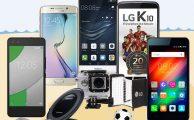 ¡Solo hasta el 20 de julio! Smartphones con descuentos y regalos